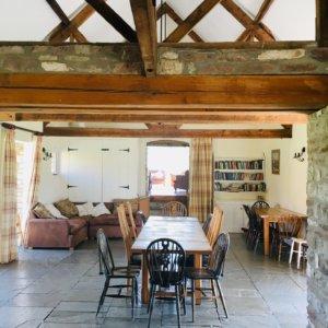 Bath barns dining, bath hen party venue