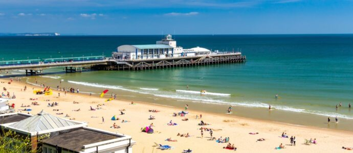 Bournemouth hen weekend destination, cottages and activities