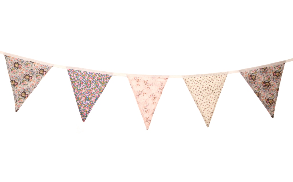 Bunting hen party activity