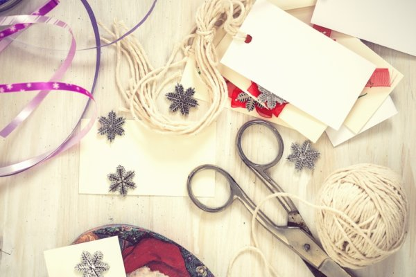 Christmas craft hen party activity