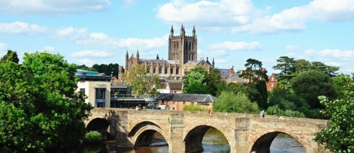 Hereford hen destination, cottages and activities