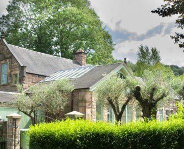Stone House, Pool & Hot Tub