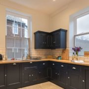 York Georgian Townhouse kitchen a