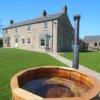 Yorkshire Retreats Hot Tub a 3