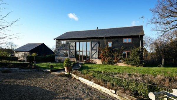 Hertfordshire Barn