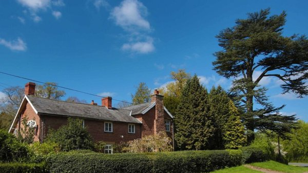 Rural Herefordshire Farmhouse