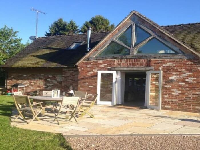 Derbyshire Barn Conversions Hot Tub, hen party house