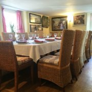 Chew magna farmhouse with spa dining room