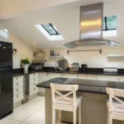 Derby Cottages Matlock kitchen