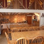 New Forest Cottages dining