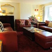 Cotswold Stone House lounge