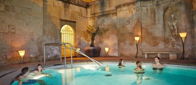 Bath Spa Day, hen party package