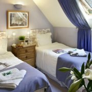 Country House Wing bedroom