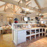 Beautiful Barn Sheffield kitchen