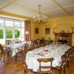 Manor House, Somerset dining