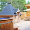 cedar houses 12 people