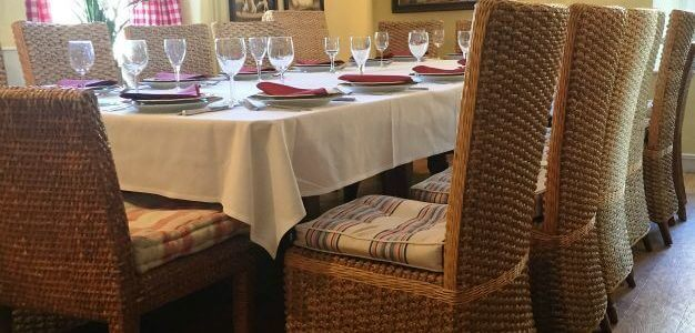 Chew magna with spa dining room, hen weekend
