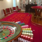 countryside retreat hot tub games room