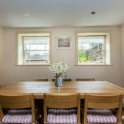 Derby Cottages Matlock dining room