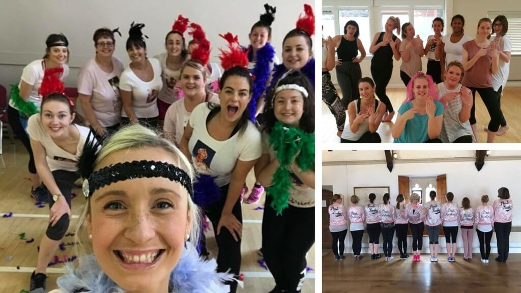 hen party ideas, dance classes