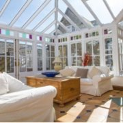 Oxfordshire Getaway conservatory