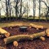 derbyshire farm firepit