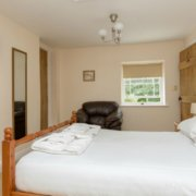 Derby Cottages Matlock bedroom
