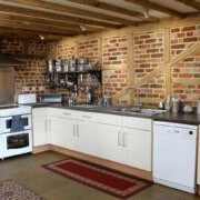 New Forest Cottages kitchen