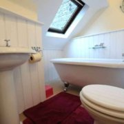 Cotswold Stone House bathroom