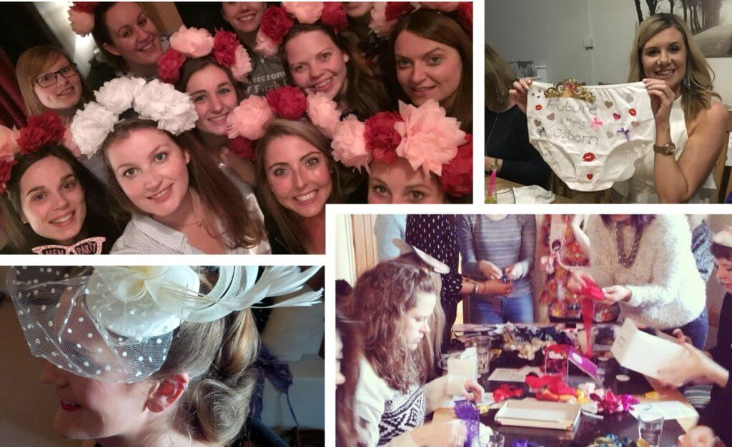hen party ideas, craft lessons