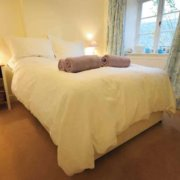 Cotswold Stone House bedroom