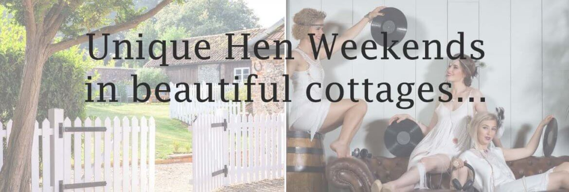 Hen Party Ideas Acacia Cottages
