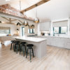 new barn conversion cheshire kitchen