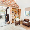 new barn conversion cheshire sitting room