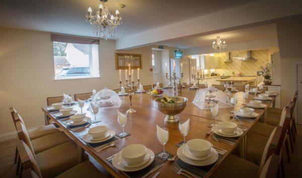 north yorkshire retreat kitchen