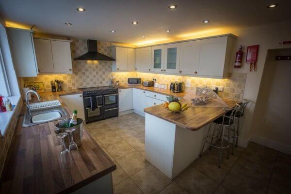 north yorkshire house kitchen