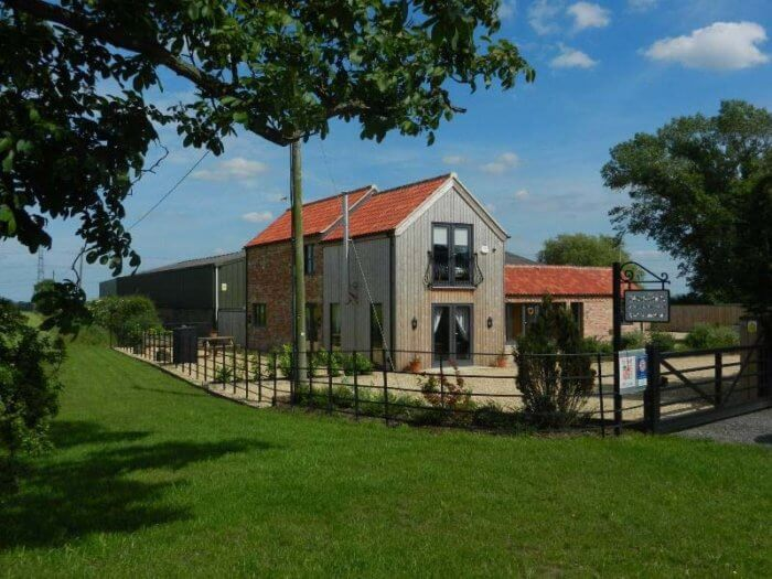 nottinghamshire barns hen cottage