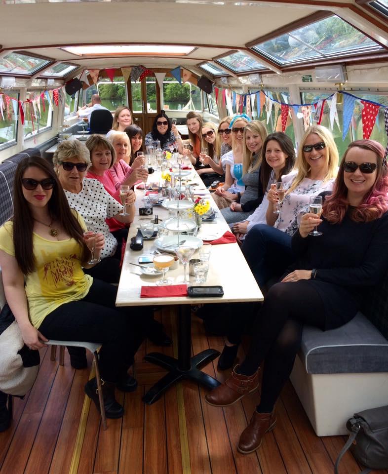 river cruises water based hen weekend