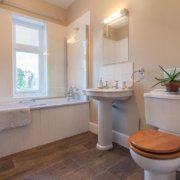 Norwich Country House bathroom