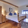 oxfordshire farmhouse YF bedroom a