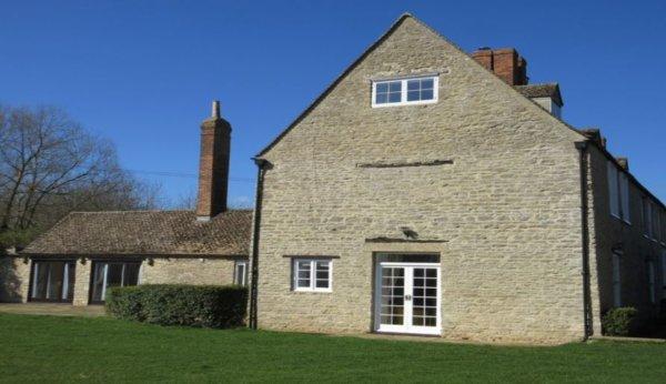 oxfordshire manor farmhouse