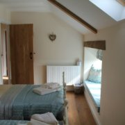 Renovated Barns bedroom