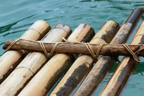 raft building compressed activity
