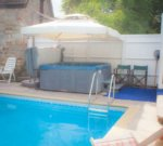 Chew Magna Farmhouse + Spa hot tub, hen party houses