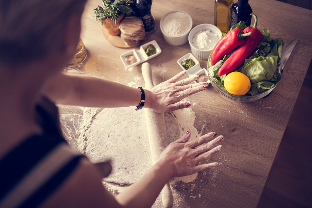 cookery courses food hen party activities