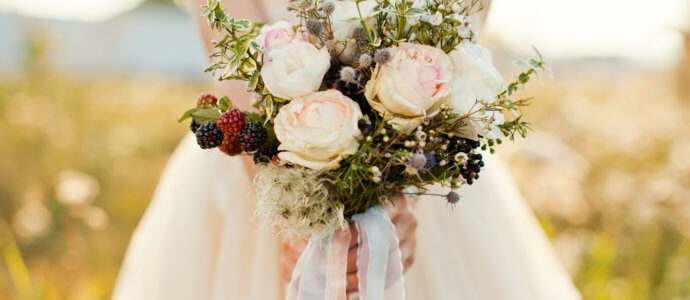 wedding flowers a