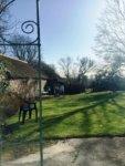 Chew Magna Farmhouse and Spa garden, hen party houses