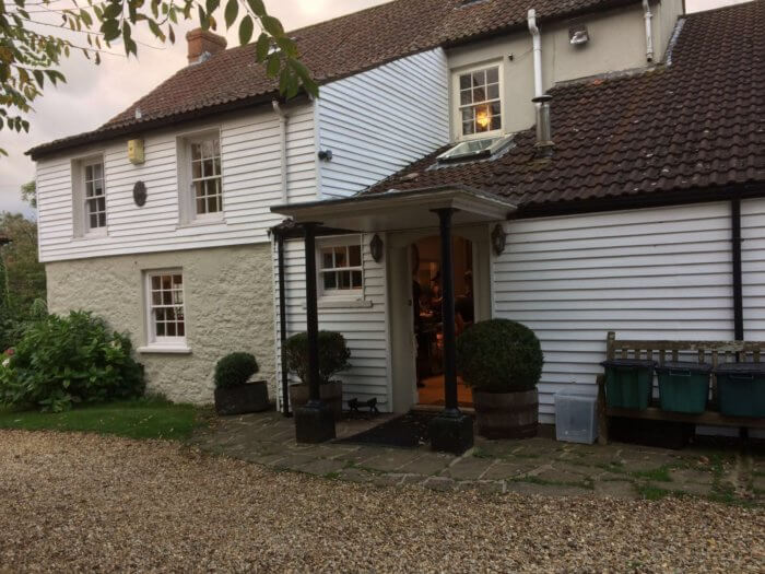 chew magna farmhouse and spa