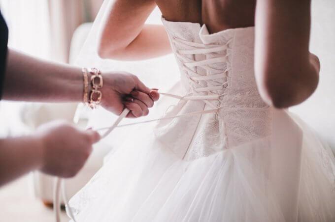 wedding traditions dress