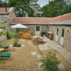 Trio of Barns Yorkshire with hot tub A